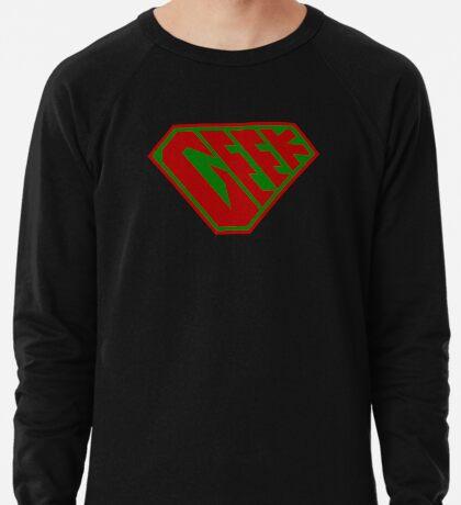 Geek SuperEmpowered (Red and Green) Lightweight Sweatshirt