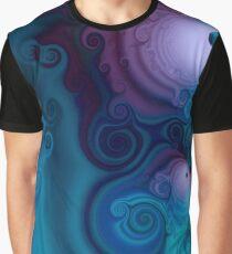 Dark Whirlpools 4 Graphic T-Shirt
