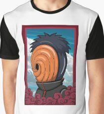 Naruto Obito Graphic T-Shirt