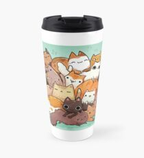 Pile o cat  Travel Mug
