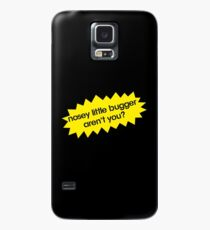 Nosey Little Bugger Aren't You? Case/Skin for Samsung Galaxy
