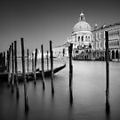 The Grand Canal, Venice, Italy by Justin Foulkes