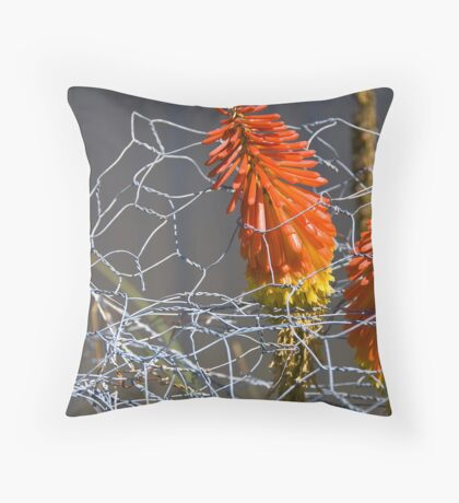 Gitmo Throw Pillow