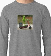 Kermit Must Go Lightweight Sweatshirt