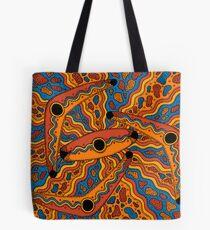 Irrgil/Marrga - (boomerang & shield) lalin season (summer) Tote Bag