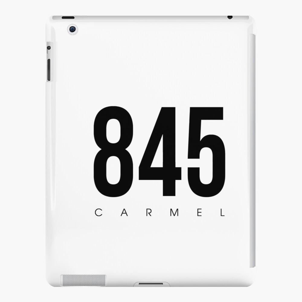 Carmel, NY - Postleitzahl 845 iPad-Hüllen & Klebefolien