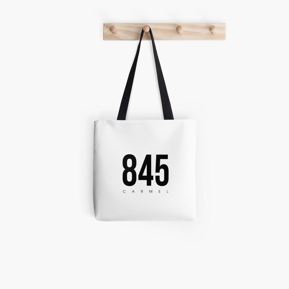 Carmel, NY - Postleitzahl 845 Tote Bag