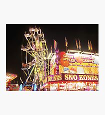 The Colour of Fun Photographic Print