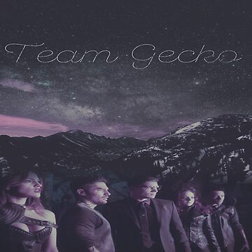 Team Gecko by RainIapetus