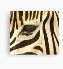 Lux Lashes Canvas Print