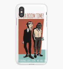 BA BA TIME iPhone Case