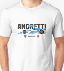Marco Andretti (UFD 2017) Unisex T-Shirt