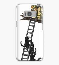 Fireman Rescue Samsung Galaxy Case/Skin