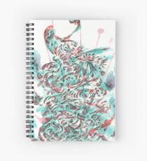 Frustration Spiral Notebook
