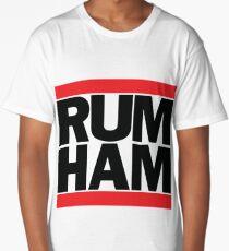 RUM HAM Long T-Shirt