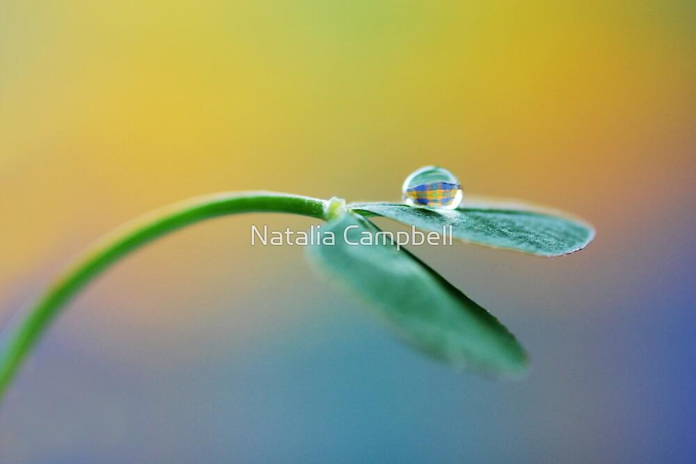be still... by Natalia Campbell