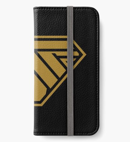 STPC SuperEmpowered (Gold) iPhone Wallet
