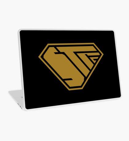 STPC SuperEmpowered (Gold) Laptop Skin