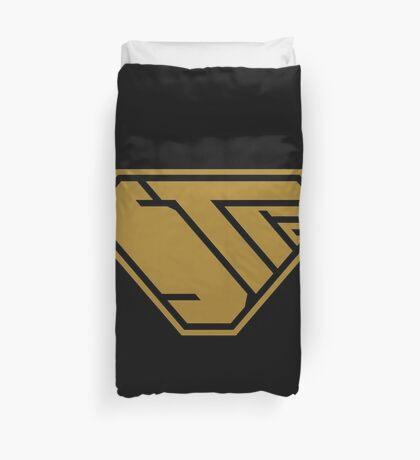 STPC SuperEmpowered (Gold) Duvet Cover