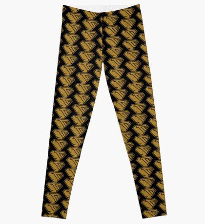 STPC SuperEmpowered (Gold) Leggings