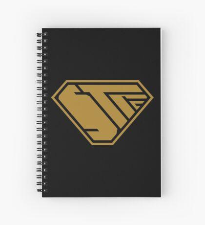 STPC SuperEmpowered (Gold) Spiral Notebook