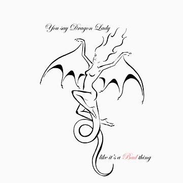 Dragon Lady by artordie