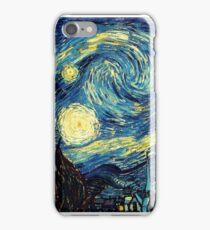 Vincent Van Gogh - Starry night  iPhone Case/Skin