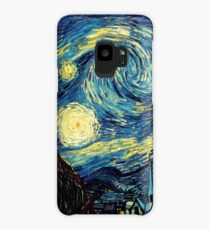 Vincent Van Gogh - Starry night  Case/Skin for Samsung Galaxy