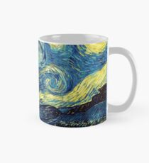 Vincent Van Gogh - Starry night  Classic Mug
