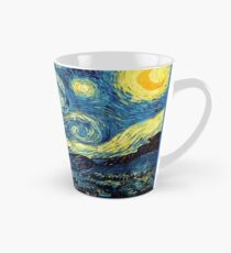 Vincent Van Gogh - Starry night  Tall Mug