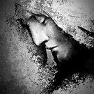 At the cemetery by Kurt  Tutschek