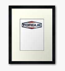 Torgue Logo v.2 Framed Print