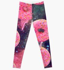 Legging Donut pregunta qué hay en el espacio