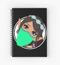 Ying - Paladins Spiral Notebook