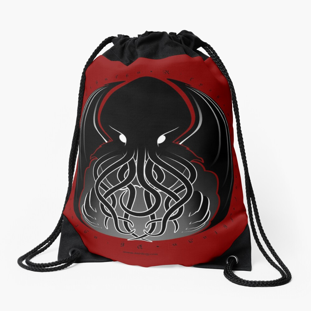 Cthulhu Drawstring Bag
