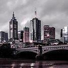 Gotham by the Yarra by sjphotocomau