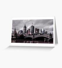 Gotham by the Yarra Greeting Card