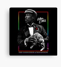 THE GODFATHER of ROCKSTEADY Canvas Print