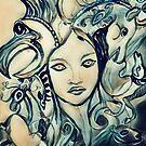 Scythian Girl by Sheridon Rayment