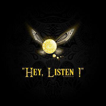 Hey! Escucha ! de artetbe