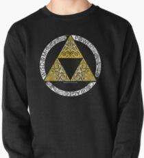 Zelda - Triforce circle Pullover