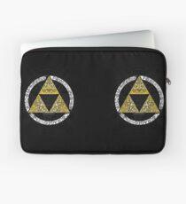 Funda para portátil Zelda - Círculo de la Trifuerza
