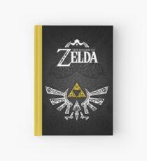Zelda - Hyrule doodle Hardcover Journal