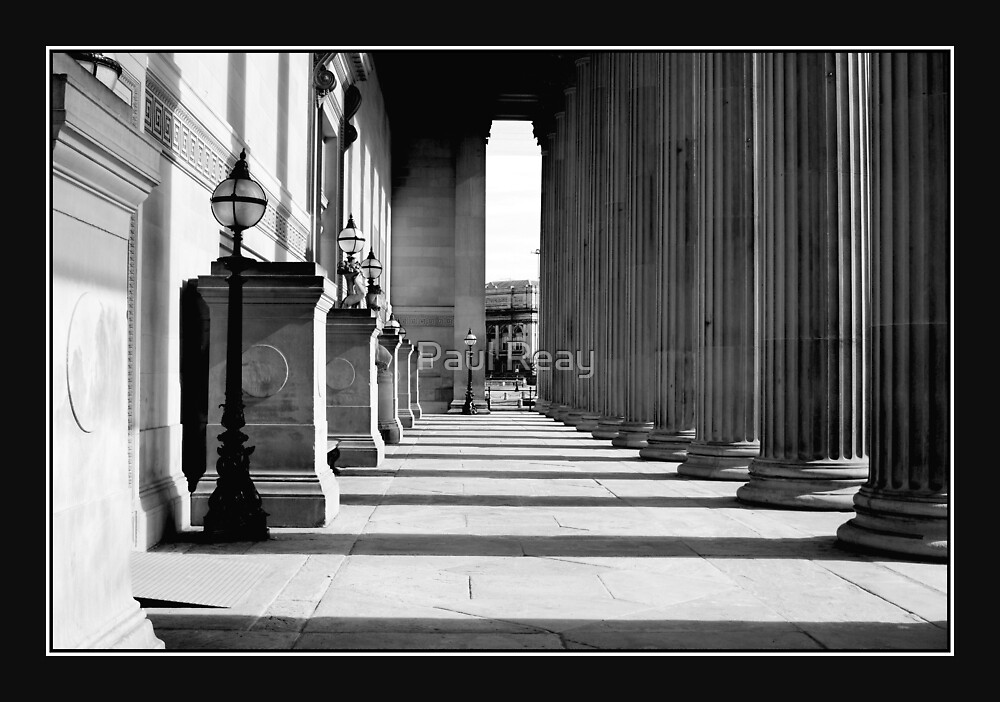 St George's Hall by Paul Reay