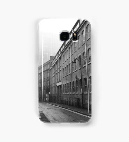 Foggy Leicester Street Samsung Galaxy Case/Skin