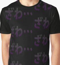 Zawa Zawa Zawa Graphic T-Shirt