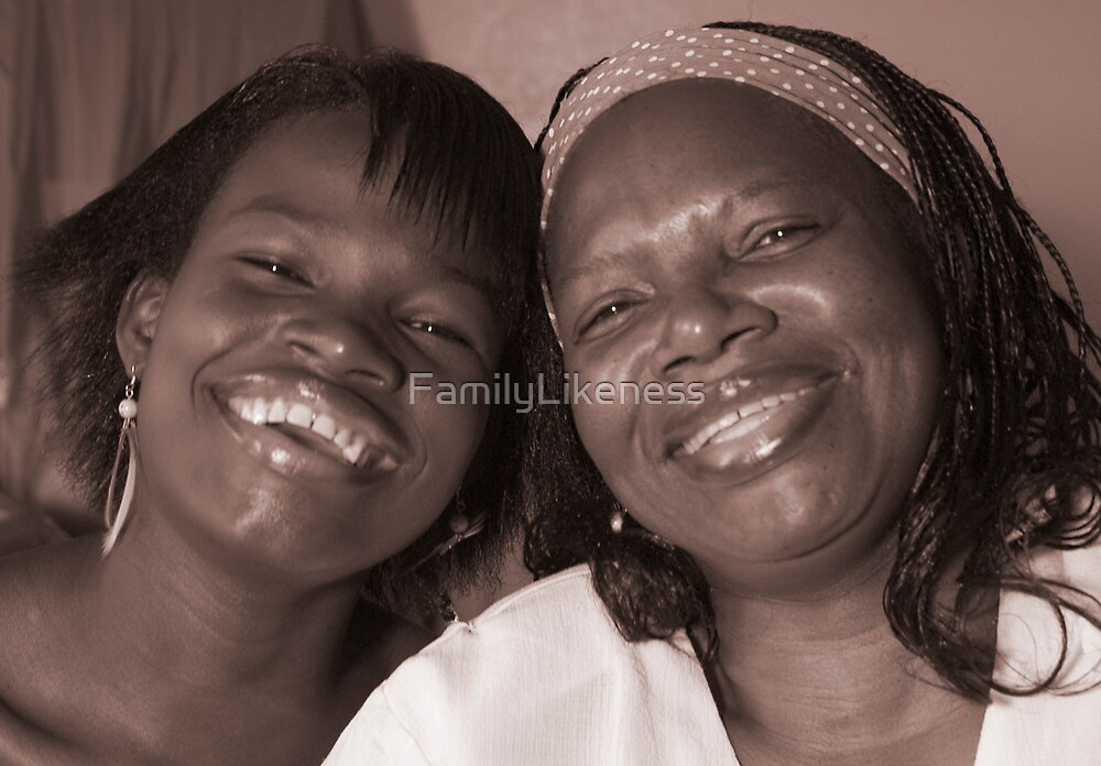 mother and daughter > betsy n pamela by FamilyLikeness
