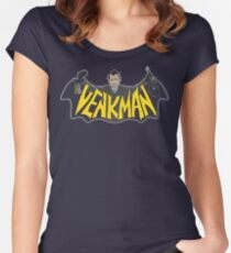 Venkman Women's Fitted Scoop T-Shirt