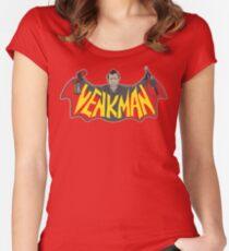 Venkman Women's Fitted Scoop T-Shirt
