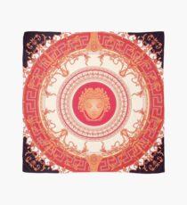 Versace inspiriert Design mit Medusa - Red Tuch